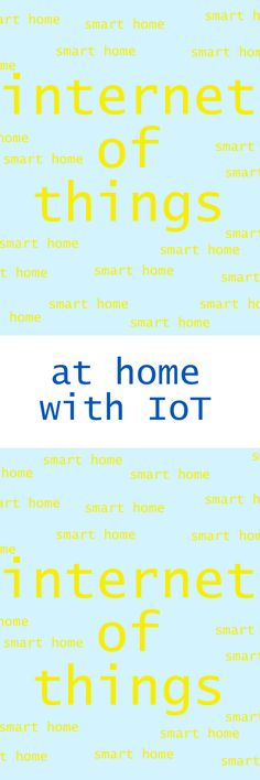 Beginners guide to the internet of things | Daisies & Pie #smarthome #IoT
