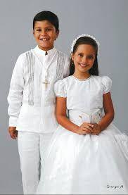 Resultado de imagen para ROPA VESTIDOS PRIMERA COMUNION NIÑOS
