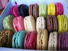 Charlotte Druckman on Macarons - Eat Boutique - Food Gift Love