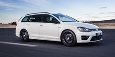 2016 Volkswagen Golf R Wagon Review - Photos   CarAdvice