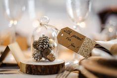 Déco table Nöel or et blanc #Noel #NoelEnOr #DecoDeNoel #DecoDoree #BlancEtOr
