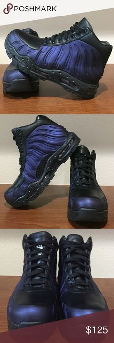 08c350a6542 Foamposite ACG Nike Boots Brand new