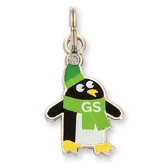 Penguin Charm #12105 $6.25