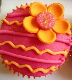 @KatieSheaDesign ♡❤ #CupCakes ❤♡ ♥ ❥  Fiesta cupcakes
