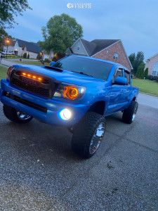 """2007 Toyota Tacoma - 22x12 -51mm - ARKON OFF-ROAD Lincoln - Suspension Lift 3.5"""" - 33"""" x 12.5"""" 2007 Toyota Tacoma, Offroad, Lincoln, Gallery, Off Road, Roof Rack"""