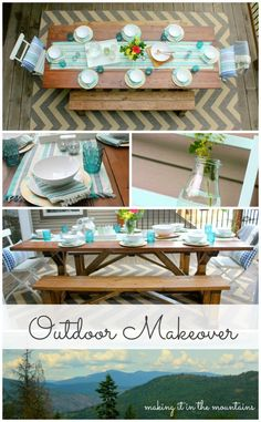 Outdoor Makeover Rev