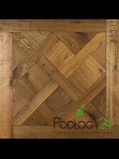 Parkiety i podłogi drewniane Warszawa | Chapel Parket Cassette Versailles – podłoga kasetonowa z drewna litego dąb