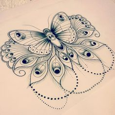 Peacock butterfly print by ladyevzart on etsy butterfly mandala tattoo, butterfly tattoo designs, Butterfly Mandala Tattoo, Peacock Butterfly, Butterfly Tattoo Designs, Butterfly Design, Tattoo Flowers, Peacock Feathers, Neue Tattoos, Body Art Tattoos, Sleeve Tattoos