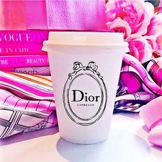 #Espresso cup #Dior