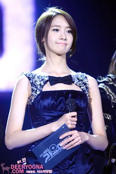 SNSD Im Yoona at 2011 SBS Gayo Daejeon