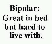 Bipolar humor, but so true haha Bipolar Humor, Bipolar Disorder Quotes, Funny Bipolar Quotes, Bipolar Type 1, Bipolar Art, Mental Health Humor, Bipolar Awareness, Me Quotes, Funny Quotes