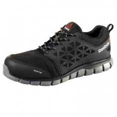 Scarpe antinfortunistiche REEBOK WORK - EXCEL LIGHT Nero S1P SRC