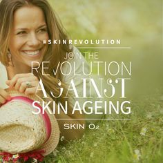Skin O2 treats your skin while you wear it, which helps you get better, healthier skin in the long run.  #SkinRevolution