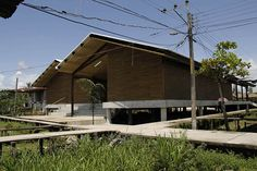 Parque educativo Saberes Ancestrales. Vigía del Fuerte - Antioquia.
