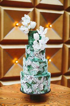 A Tropical Mid-Century Modern Styled Soirée, Angela Cox Photography, floral…