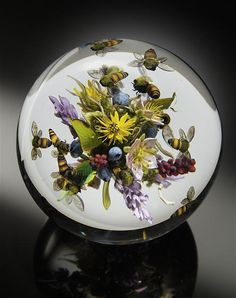 Artist Interview - Paul Stankard in Glass Artist Interviews Forum