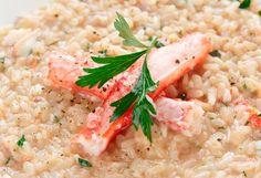 Μια εύκολη συνταγή για ριζότο με καβούρι που θα λατρέψεις ...