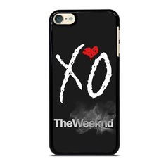 THE WEEKND XO LOGO iPod 4 5 6 Case  Vendor: Casefine Type: All iPod Case Price: 14.90  This luxury THE WEEKND XO LOGO iPod 4 5 6 Touch case provides a premium custom design to your iPod. The cover made from durable hard plastic available in white and black color. Our iPod 4 5 6 Case gives extra protective bumper protect it from impact scratches and has a raised bezel to protect the screen. ThisiPod Touchcase offercomfort cute and cool style along with good quality but in cheap price.All…