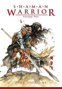 Park Joong-Ki's Shaman Warrior