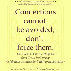 Improv has a lot to offer CS therapists. Stay in the moment! Craniosacral Therapy, Therapy Quotes, Love My Job, Chiropractic, Massage Therapy, Spirituality, Inspirational Quotes, In This Moment, Crystal Healing