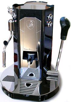 Tonino Lamborghini coffee machine