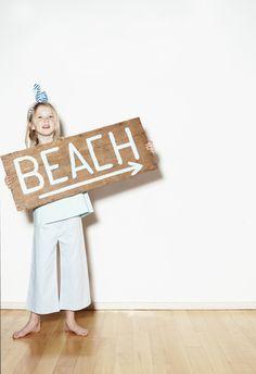 SS17 - NORDIC SUMMER - LES PETITS VAGABONDS #beach #SS17 #fashionforkid #blue
