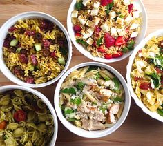5 Pasta Salads That Will Kill At Your Next Cookout  - Delish.com