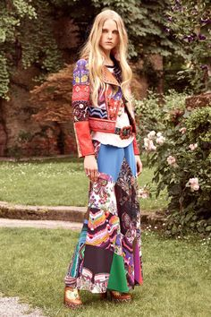 Pin for Later: 150+ Resort Looks We Want Hanging in Our Closets Stat  Roberto Cavalli Resort '17