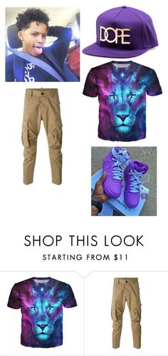 """""""Date day #2"""" by essiebernadette on Polyvore featuring NIKE, Dsquared2, Dope, men's fashion and menswear"""