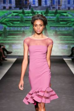 New York Fashion week: Chiara Boni La Petite Robe Autunno/Inverno 15-16 - Travel and Fashion Tips by Anna Pernice