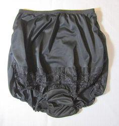 Victorias Secret Vintage Microfiber High-Cut Brief Dark Grey Small  NWOT