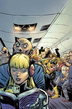 NEW MUTANTS: DEAD SOULS #3 (of 6)