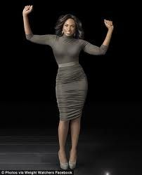 Motivation! Jennifer Hudson after her weight loss!