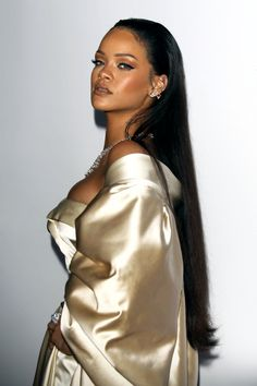 Rihanna attends her 2nd Annual Diamond Ball