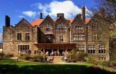Jesmond Dene House, Newcastle. Where the wedding preparations will happen!