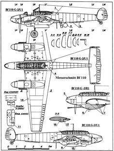 Diagram, Cutaway, Drawings, Ww2, Planes, Aircraft, Poster, Ww2 Planes, Airplanes