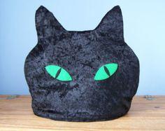 Lucky Black Cat Tea Cosy