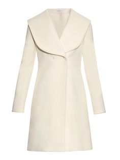 Oversized-collar wool-blend coat | J.W. Anderson | MATCHESFASHION.COM UK