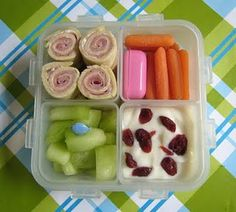Another blog with TONS of Bento ideas