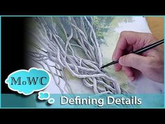 Paint Watercolor With Me – Defining the Details - YouTube