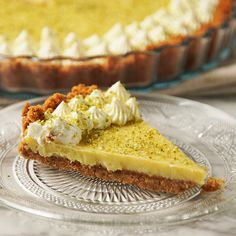 Imagina una explosión cítrica en tu boca mientras disfrutas de este Key Lime Pie Delicioso 💣 🤤