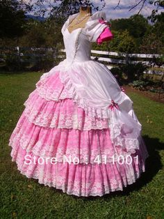 Aliexpress.com : Buy BLACKColonial Civil War Sounthern Belle Ball Gown HALLOWEEN Victorian Period Costumes Gothic Cosplay Dress XS S L 3XL 6XL from Reliable dress ball gown suppliers on MAIRUI TRADE CO.,LTD $399.00