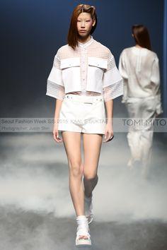 Seoul Fashion Week Spring 2015: KAAL E.SUKTAE