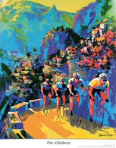 The Climbers- Malcom Farley