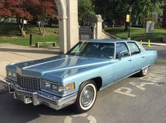 1976 Cadillac Fleetwood Brougham | Flickr - Photo Sharing!