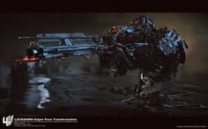 Rocketumblr | Vitaly Bulgarov  TRANSFORMERS 4: Age Of Extinction...