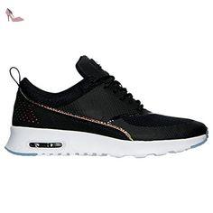 Revolution 4, Chaussures de Running Homme, Noir (Black/Black 002), 45.5 EUNike