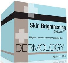 Dermology Skin Brightener Skin Brightening Cream - Skin Lightening Lotion for More Even Skin Tone ~ 6 Packs by Dermology. $99.95. Helps Promote a More Even-Looking Skin Tone. Natural, Safe and Effective. Helps Lighten the Appearance of Skin. Helps Reduce the Appearance of Dark Areas. Contains Sun Protectant Ingredients. Your skin is your largest organ and body's first defense against a variety of outside forces including the sun, dirt, and pollutants in the air. Because o...