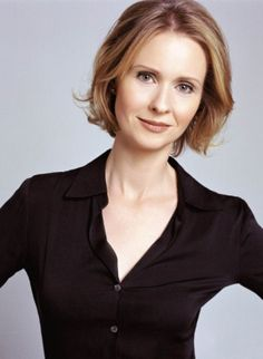 Cynthia Nixon, of Sex and the City, narrates The Cursing Mommy's Book of Days.