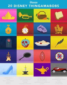 I got 20 out of 20 correct! Name That Disney Thingamabob | Disney Insider